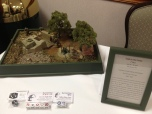 The 1st place diorama up close - Thanks to Chris Fleury for his creation once again!