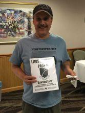 Rob Loper wins the Saturday Mini